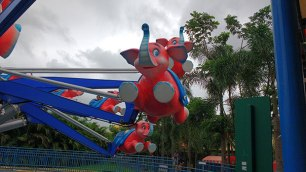 Tubby Takes Off @Imagica