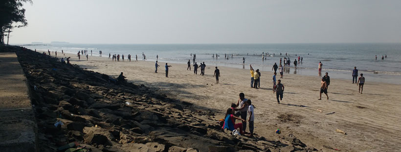 Varsoli Beach, Alibaug